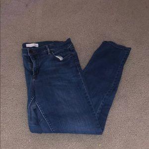 Loft skinny jeans